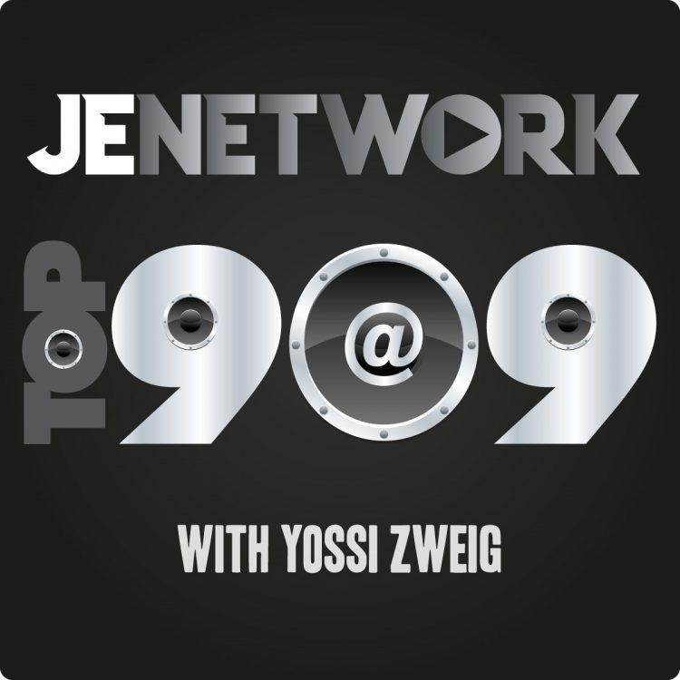 JE NetworkTop 9 @9 Logo