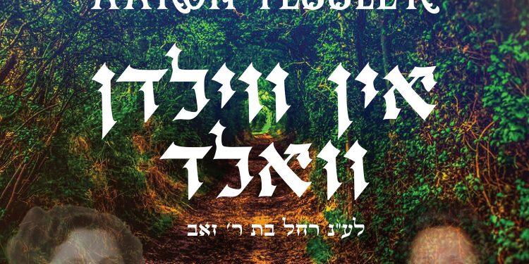 Aaron Tessler - In Vildn Vald Single Cover Final Family