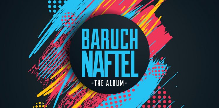 Baruch Naftel The Album Cover Final