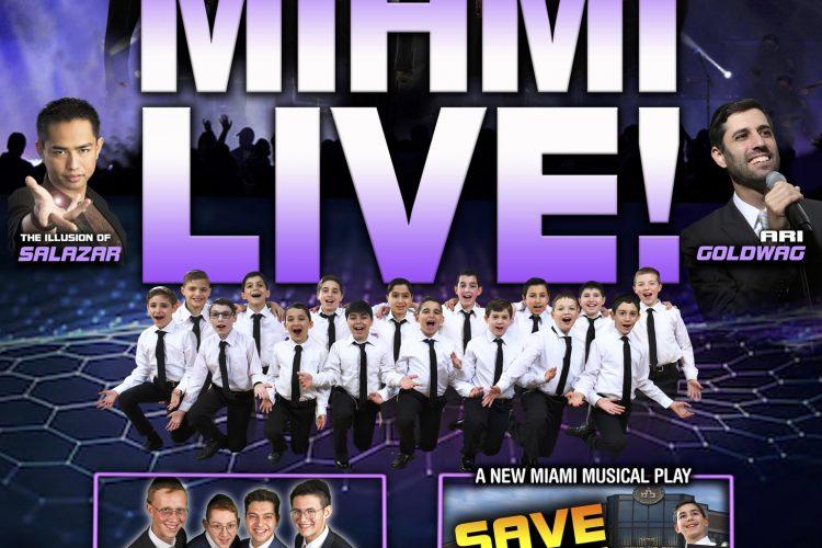 MIAMI LIVE! UPDATED