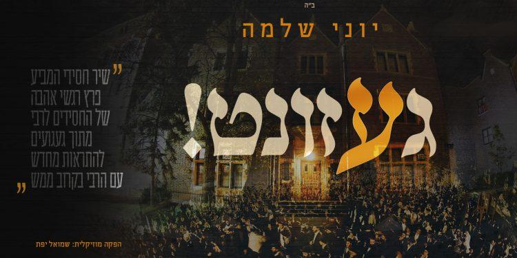 Yoni Shlomo - Gezunt