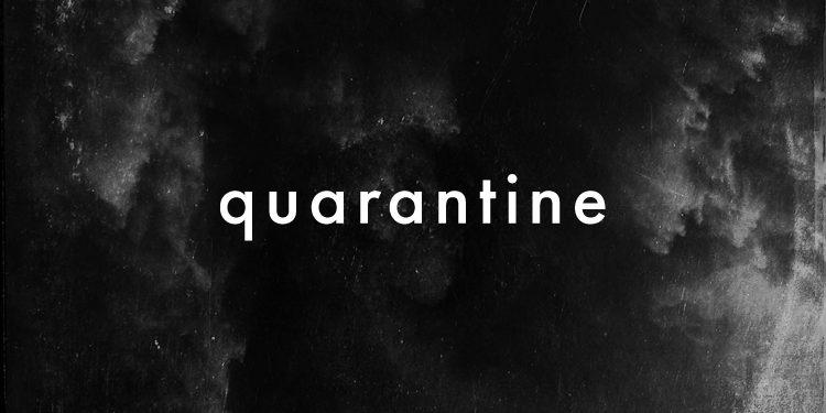 Naftali Blumenthal - Quarantine