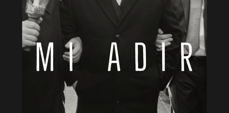 Menachem Weinstein - Mi Adir