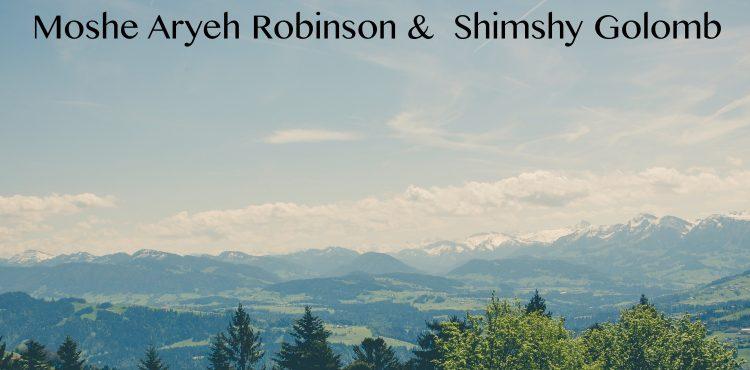 Moshe Aryeh Robinson ft. Shimshy Golomb - Ki Bisimcha