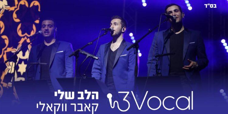 3Vocal - Halev Sheli