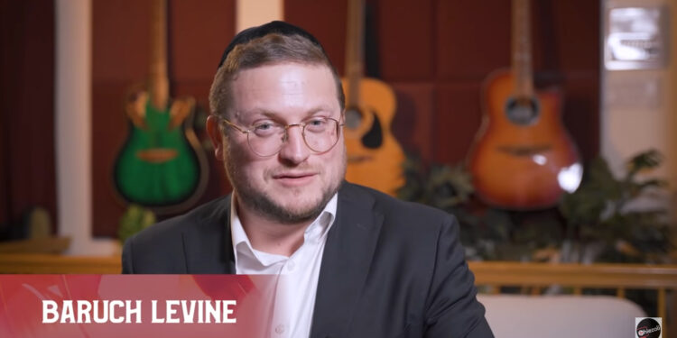 Behind the Scenes - Off the Record - Baruch Levine