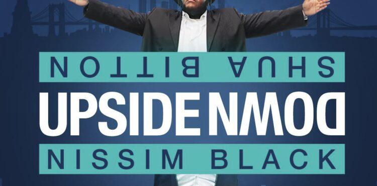 UpsideDown Purim 2021 – R'Shua ft Nissim Black